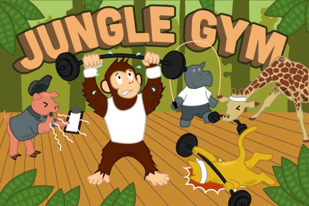 Jungle Gym Splash Screen